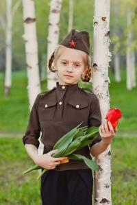 ПОЛИНА 11 лет