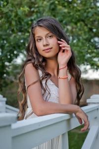 КРИСТИНА 13 лет